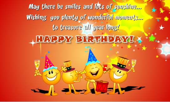 Happy Birthday Wishes Quotes SMS Messages ECards Images Greetings – Birthday Greeting in Spanish