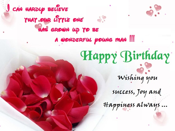 Happy Birthday Wishes Messages In Tamil Happy Birthday Wishes